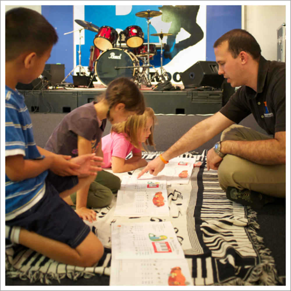 Early Childhood Music Class Rock City
